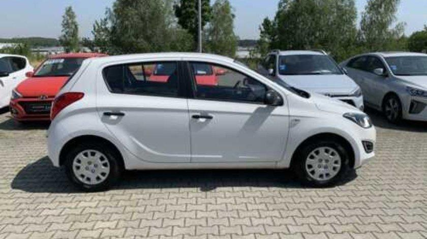 Hyundai i20 1.3 benzina + GPL 2014