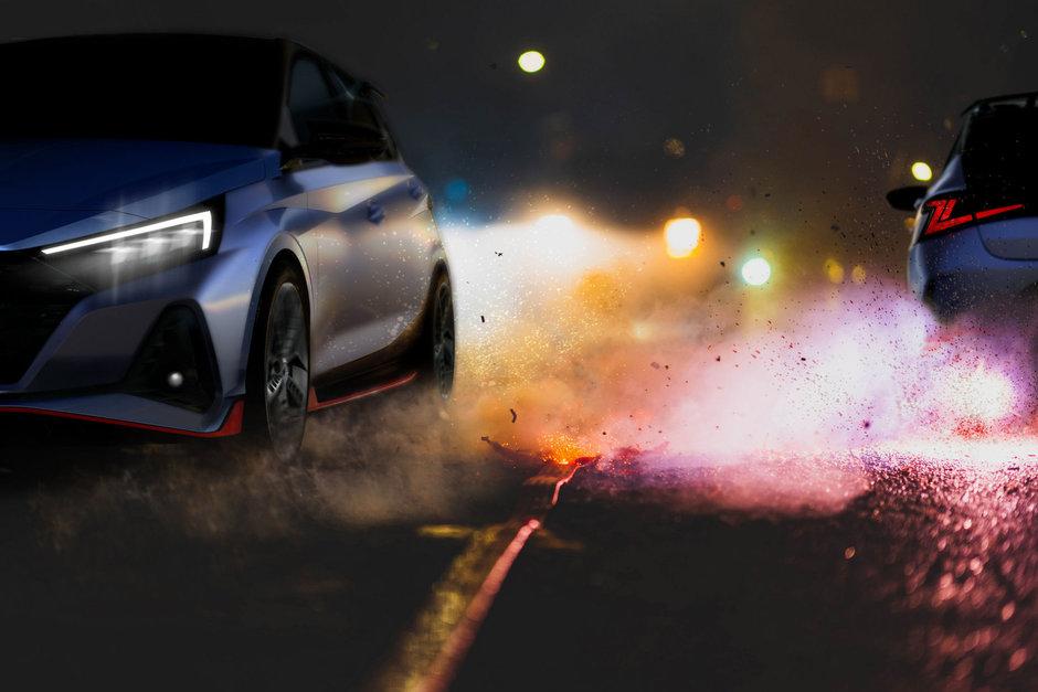 Hyundai i20 N - Prima poza