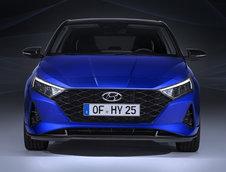 Hyundai i20 - Poza interior