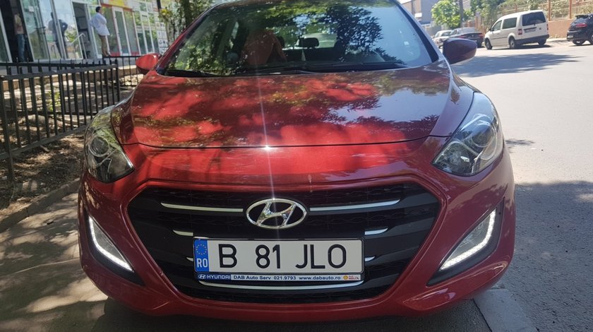 Hyundai i30 G4LC-6I 2016