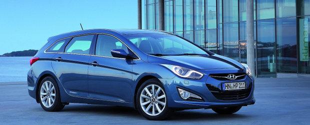Hyundai i40 adjudeca premiul EuroCarBody Golden Award 2011