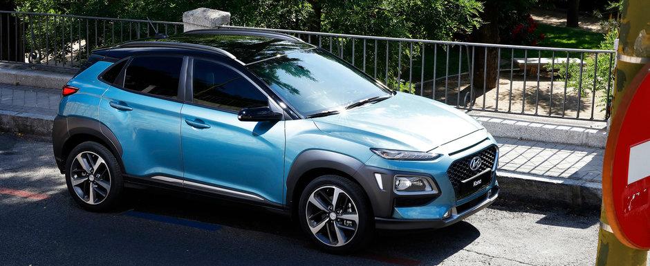 Hyundai incepe ofensiva in Europa. Sud-coreenii vor lansa 30 de modele pana in 2021