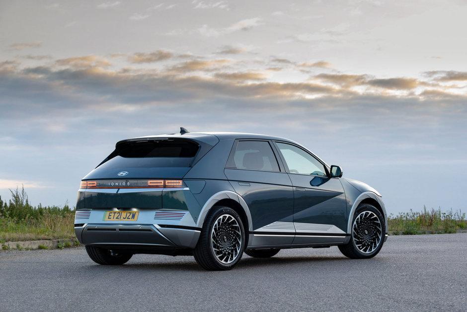 Hyundai Ioniq 5 - Galerie foto