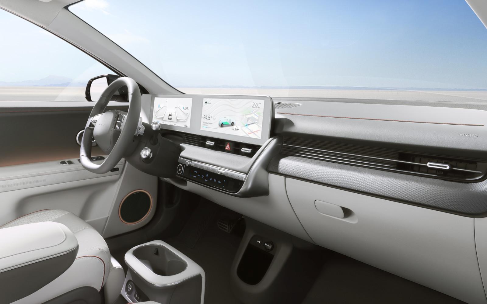Hyundai IONIQ 5 - Hyundai IONIQ 5