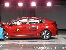 Hyundai Ioniq la Euro NCAP
