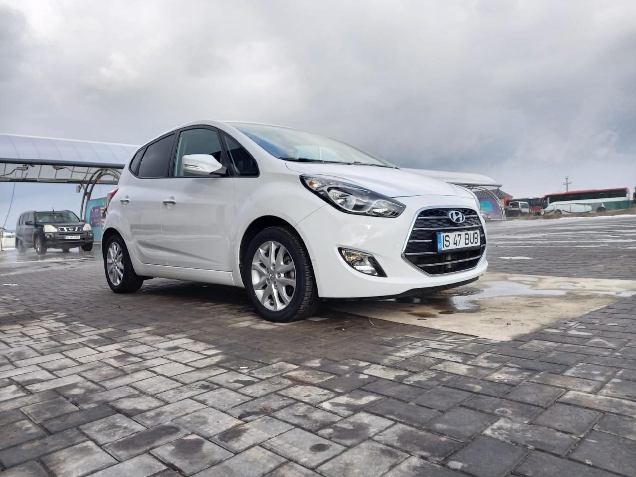Hyundai ix20 diesel 2016