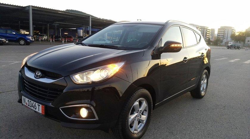 Hyundai ix35 1.7 crdi Navi Piele Jante  - Full 2012