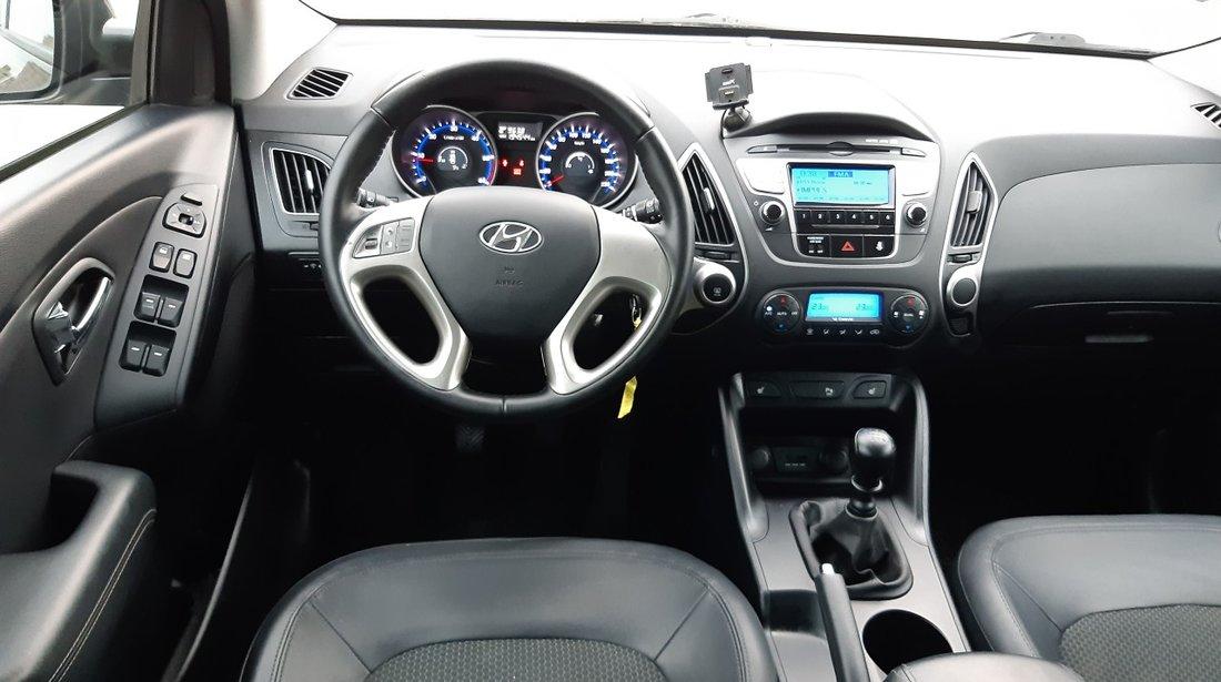 Hyundai ix35 1.7 Diesel 2013