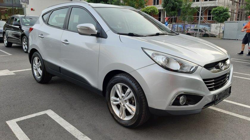 Hyundai ix35 1.7 Diesel 2014
