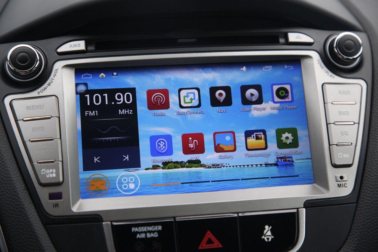 Hyundai ix35 2.0 CRDI 2013