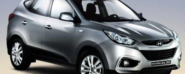 Hyundai ix35 - dezvaluit cu doar cateva saptamani inainte de lansare