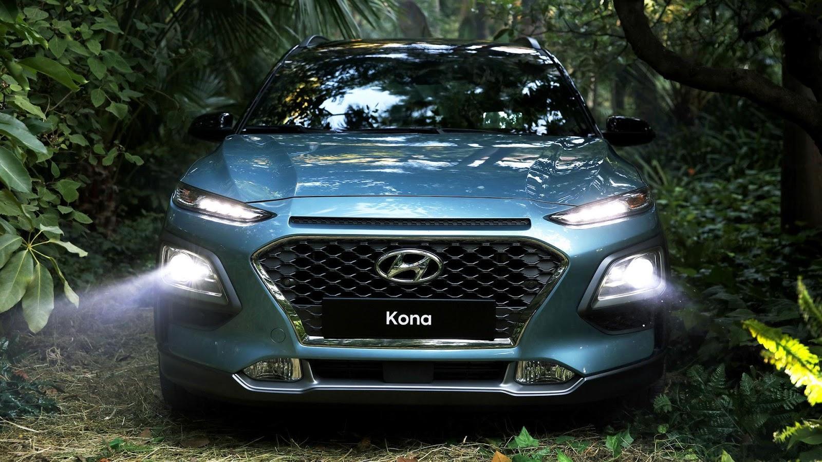 Hyundai Kona - Hyundai Kona