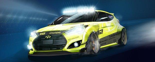 Hyundai mai aduce la SEMA 2013 si un hot-hatch de 250 cai putere