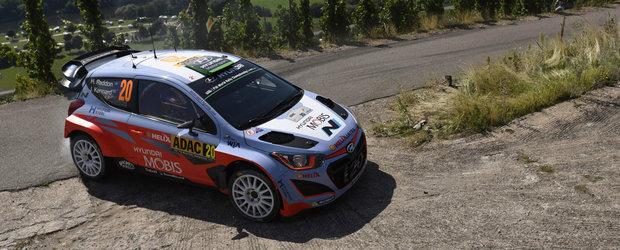 Hyundai Motorsport va concura in WRC la Raliul Germaniei