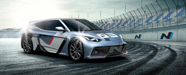 Hyundai nu se multumeste doar cu un rival pentru Golf GTI. Compania mai vrea doua modele sport in gama