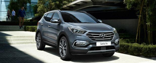 Hyundai pregateste schimbari in gama de SUV-uri