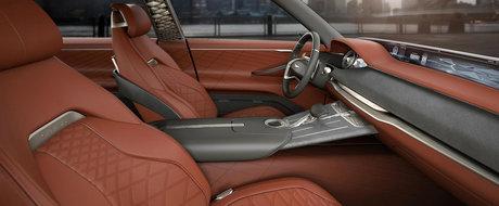 Hyundai pregateste un SUV premium, posibil rival al BMW-ului X5