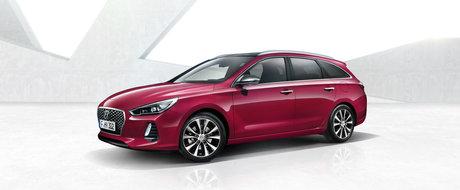 Hyundai prezinta i30 Wagon, cel mai practic model din gama