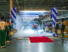 Hyundai Santa Cruz - Productie