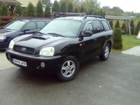 Hyundai Santa Fe 2.0 CRDI 2002