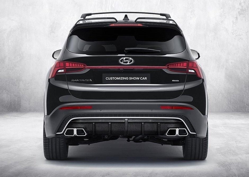 Hyundai Santa Fe N Performance