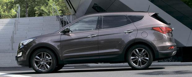 Hyundai Santa Fe - Totul despre noua generatie