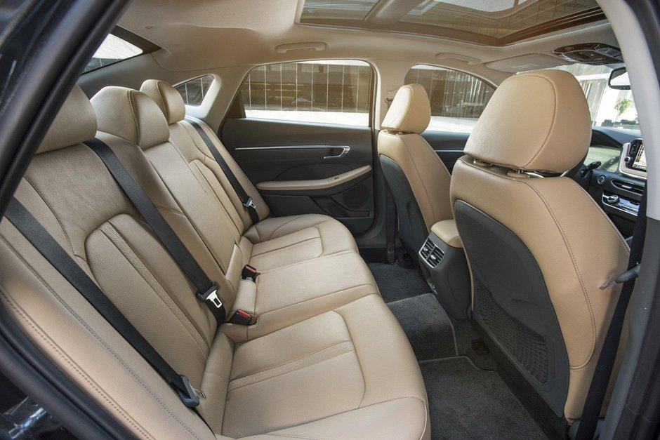 Hyundai Sonata - Galerie Foto