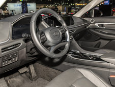 Hyundai Sonata Hybrid - Poze Reale