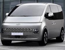 Hyundai Staria - Galerie foto