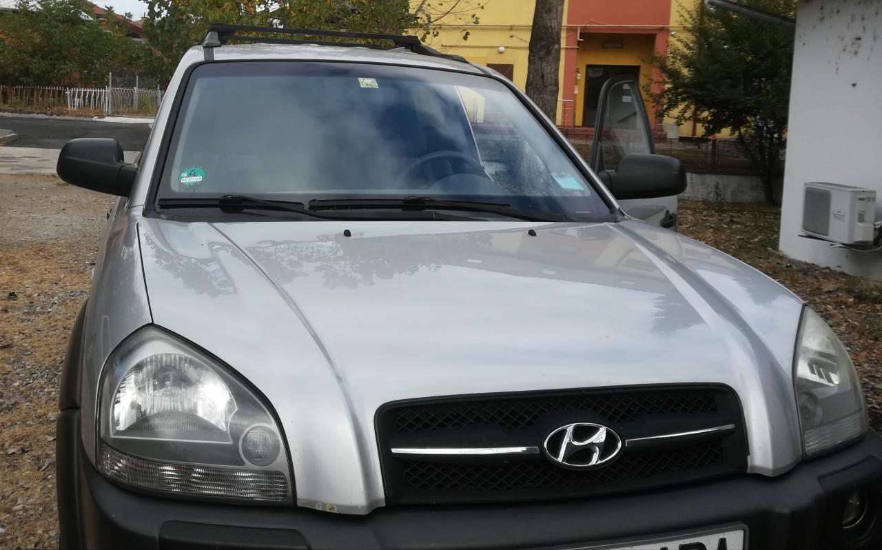 Hyundai Tucson 2WD 2008