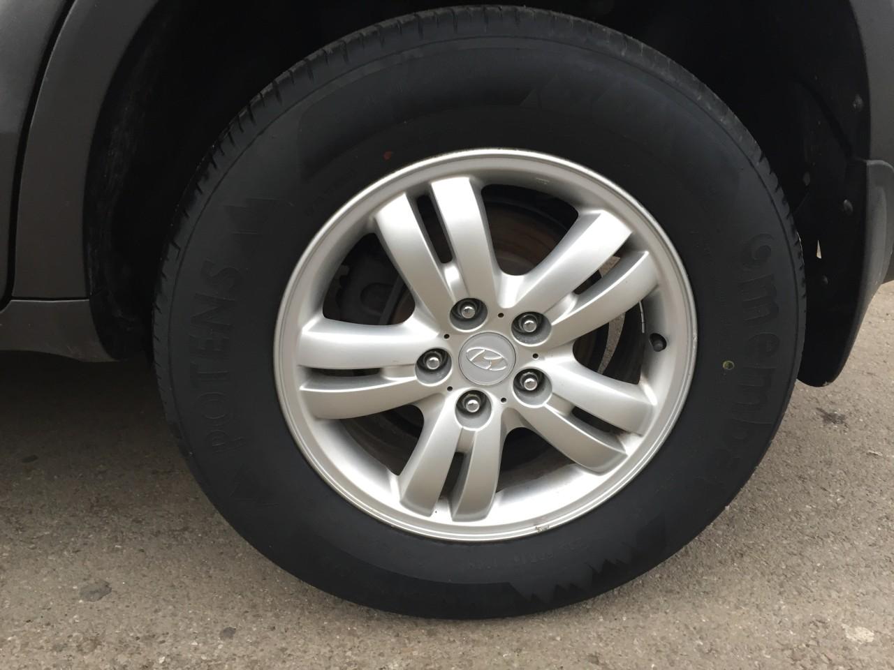 Hyundai Tucson 4x4 / Piele ventilata / CLIMATRONIC 2007