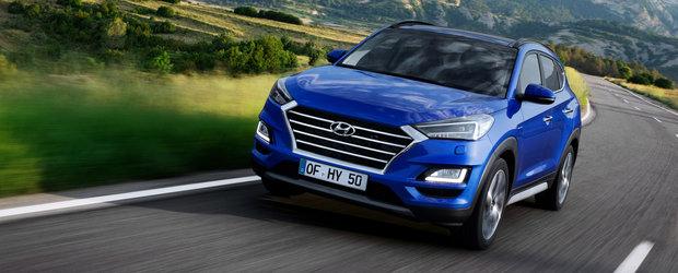 "Hyundai Tucson facelift poate fi comandat si in Romania. Ia-l cat e ""cald"" si primesti o reducere consistenta"