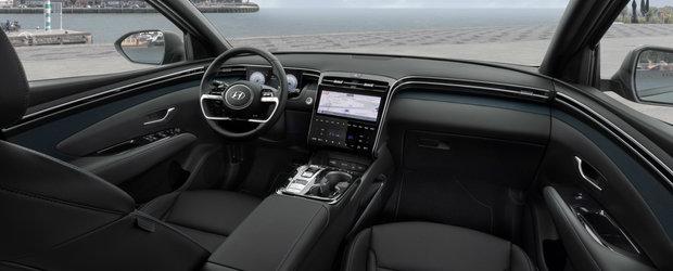 Hyundai Tucson plug-in hybrid. Producatorul ofera mai multe detalii, inclusiv autonomia in modul electric