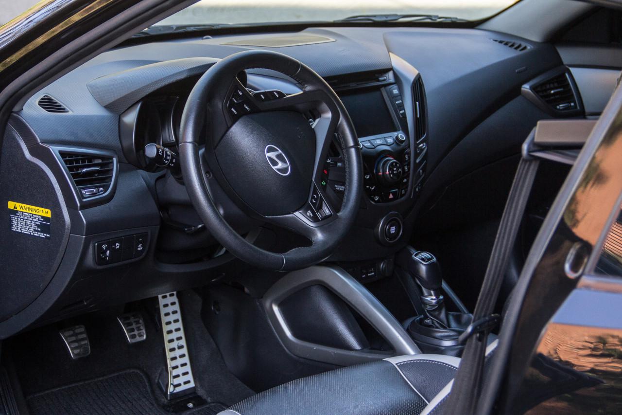 Hyundai Veloster 1.6 turbo 2013