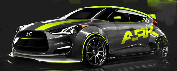 Hyundai Veloster by ARK Performance - Un Veloster cu aroma de Need for Speed