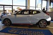 Hyundai Veloster N de 40.000 de dolari
