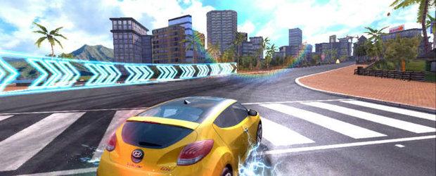 Hyundai Veloster Turbo si Genesis Coupe - vedete ale aplicatiei Asphalt 7: Heat produse de catre Gameloft