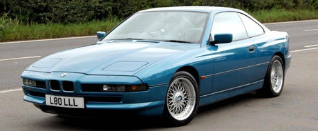 I-a apartinut celebrului Sultan din Brunei, iar acum poate fi al tau. Cat costa acest BMW 850Ci din '93