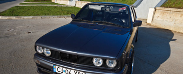 I am Robot: BMW E30 by Xili