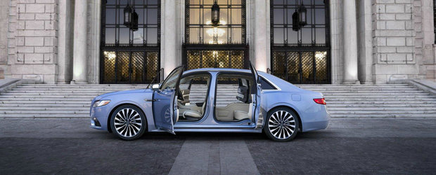 I se mai spune si Rolls-ul saracului, dar nu este deloc ieftina. Uite cat va costa masina cu suicide doors si...