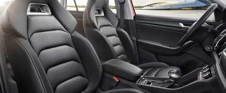 I se mai spune si X6-le saracului, dar nu arata deloc ieftin. POZE din interior cu noul SUV Coupe de la Skoda