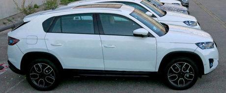 I se mai spune si X6-le saracului. Fa cunostinta cu noul Kodiaq GT, primul SUV coupe din istoria Skoda