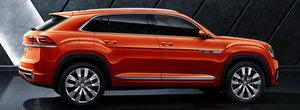 I se mai spune si X6-le saracului. Fa cunostinta cu noul Teramont X, primul SUV coupe de la Volkswagen