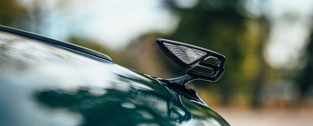 I se va spune si Bentley-ul saracului. Noul model de lux al britanicilor ofera doar un V6