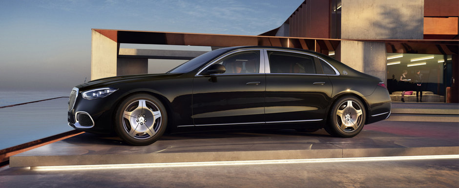 I se va spune si Maybach-ul saracului. Mercedes lanseaza noul Maybach S480 cu motor in sase cilindri