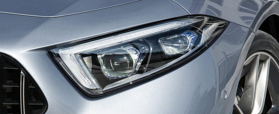 I se va spune si Mercedes-ul saracului. Nemtii lanseaza noul CLS cu motor diesel de 1.9 litri. Cat costa in Romania