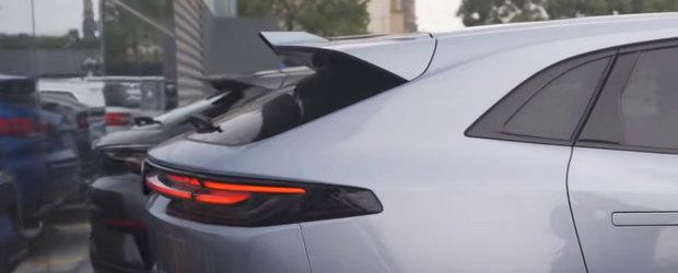 I se va spune si Porsche-le saracului. Daca n-ai bani de Cayenne Coupe, asta e masina ta. Cum arata in realitate