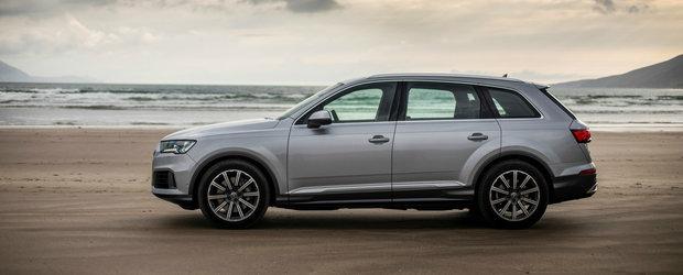 I se va spune si Q7-le saracului. Audi lanseaza noul Q7 45 TFSI cu motor de 2.0 litri si doar 248 CP