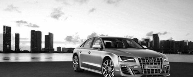 I Spy: Audi S8 se arata publicului