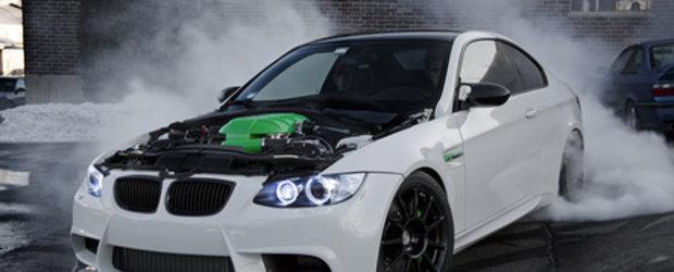 Iadul a fost dezlantuit: BMW M3 Green Hell by IND